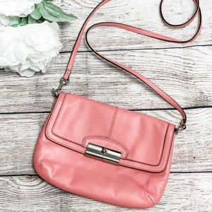 Coach cross body purse only used ONCE!